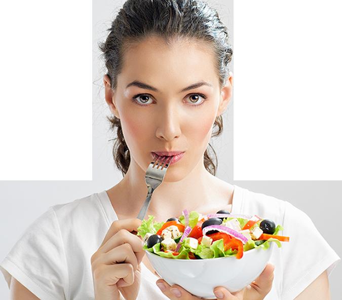 Você presta atenção no que come?