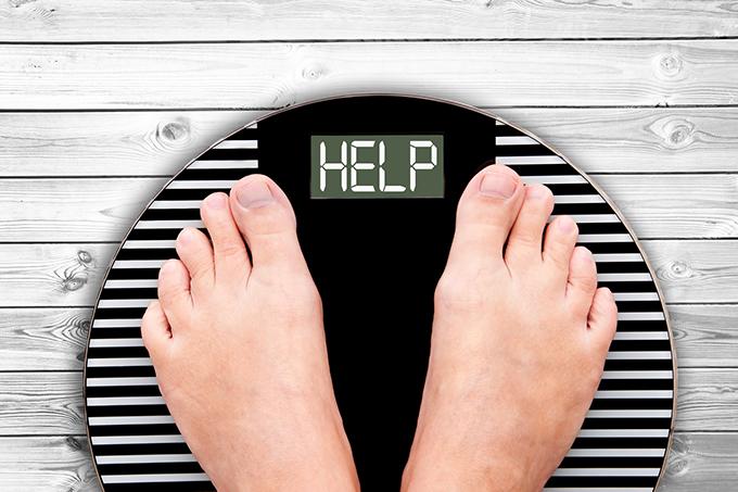 Help! O perigo da obesidade na mente!